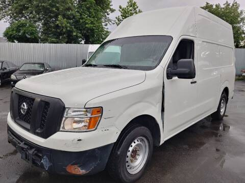 2018 Nissan NV Cargo for sale at Auto Direct Inc in Saddle Brook NJ