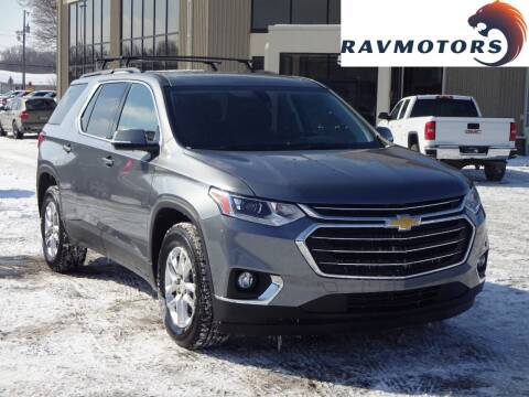 2019 Chevrolet Traverse for sale at RAVMOTORS 2 in Crystal MN