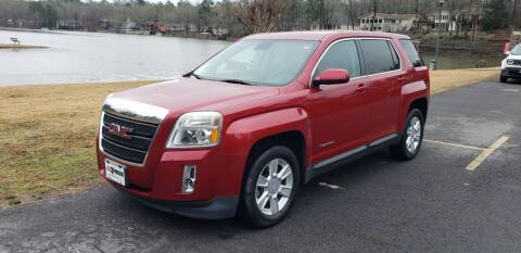 2013 GMC Terrain for sale at Village Wholesale in Hot Springs Village AR