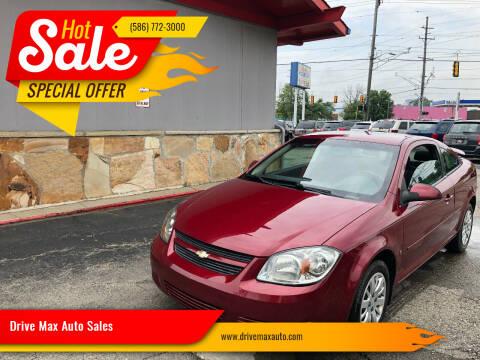 2009 Chevrolet Cobalt for sale at Drive Max Auto Sales in Warren MI