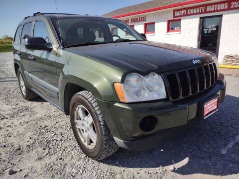 2006 Jeep Grand Cherokee for sale at Sarpy County Motors in Springfield NE