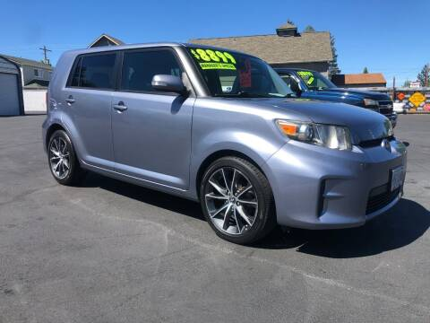 2012 Scion xB for sale at 3 BOYS CLASSIC TOWING and Auto Sales in Grants Pass OR