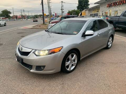2009 Acura TSX for sale at MFT Auction in Lodi NJ