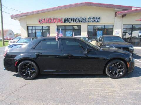 2016 Chrysler 300 for sale at Cardinal Motors in Fairfield OH