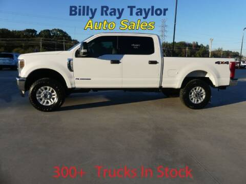 2018 Ford F-250 Super Duty for sale at Billy Ray Taylor Auto Sales in Cullman AL