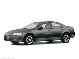 2004 Chrysler Sebring for sale at FRED FREDERICK CHRYSLER, DODGE, JEEP, RAM, EASTON in Easton MD