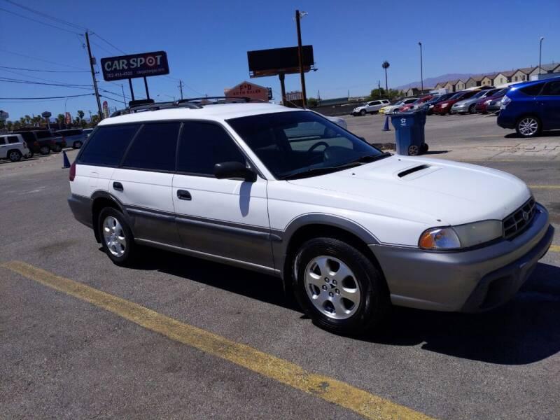 1999 Subaru Legacy for sale at Car Spot in Las Vegas NV