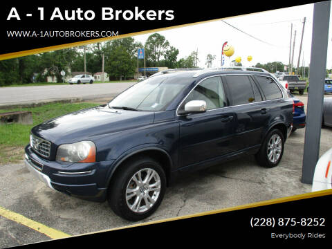 2013 Volvo XC90 for sale at A - 1 Auto Brokers in Ocean Springs MS