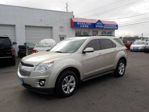 2013 Chevrolet Equinox for sale at United Auto Land in Woodbury NJ