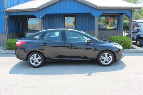 2013 Ford Focus for sale at Fred Allen Auto Center in Winamac IN