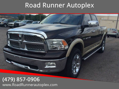 2011 RAM Ram Pickup 1500 for sale at Road Runner Autoplex in Russellville AR