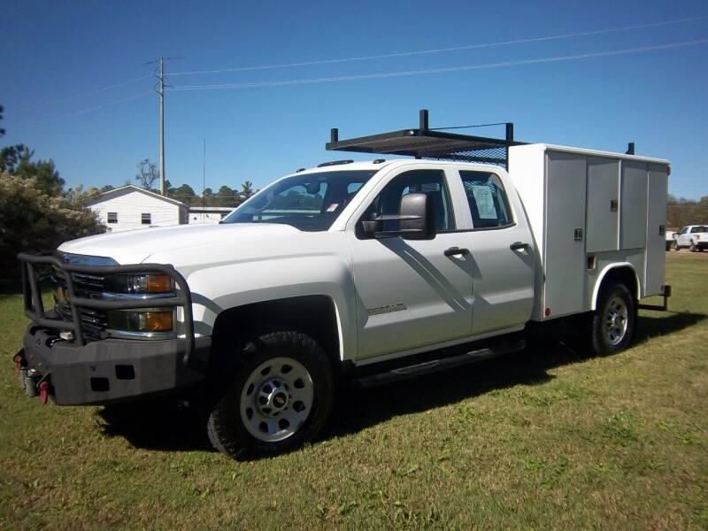 2015 Chevrolet 3500 4x4 Extended Service Trk 4dr - Augusta GA