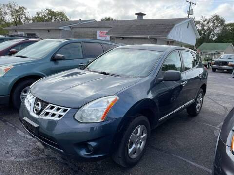 2013 Nissan Rogue for sale at Cars Across America in Republic MO
