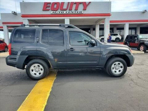 2014 Nissan Xterra for sale at EQUITY AUTO CENTER in Phoenix AZ