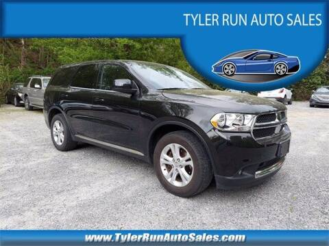 2013 Dodge Durango for sale at Tyler Run Auto Sales in York PA