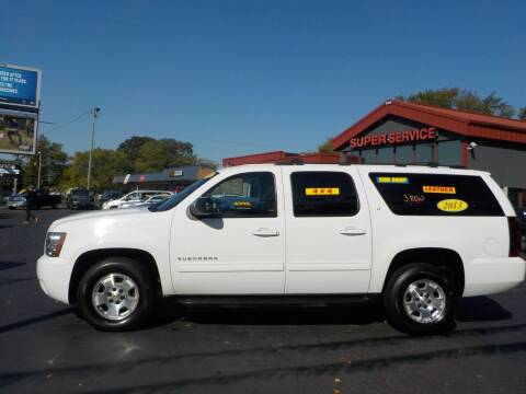 2013 Chevrolet Suburban for sale at Super Service Used Cars in Milwaukee WI