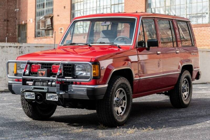 1990 Isuzu Trooper for sale at Michael Thomas Motor Co in Saint Charles MO