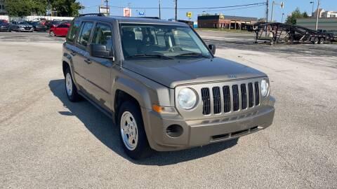 2008 Jeep Patriot for sale at CHAD AUTO SALES in Bridgeton MO
