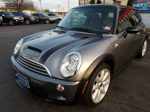 2005 MINI Cooper for sale at Mack 1 Motors in Fredericksburg VA