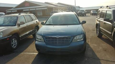 2005 Chrysler Pacifica for sale at Cannon Falls Auto Sales in Cannon Falls MN