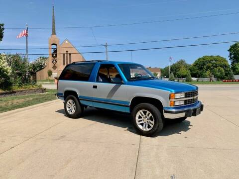 1992 Chevrolet Blazer