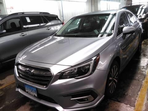 2018 Subaru Legacy for sale at Riverside Auto Sales & Service in Portland ME