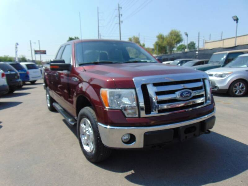 2010 Ford F-150 for sale at Avalanche Auto Sales in Denver CO