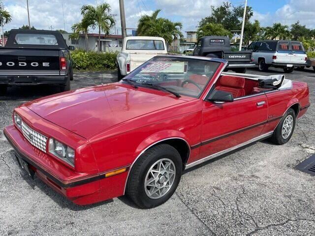 1985 Chevrolet Cavalier for sale in Miami, FL