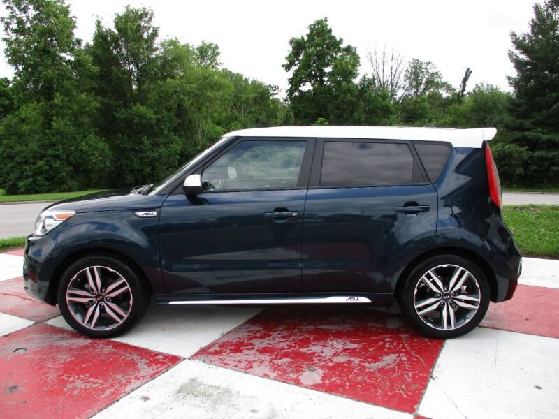 2018 Kia Soul for sale at TEAM ANDERSON AUTO GROUP INC in Richmond IN