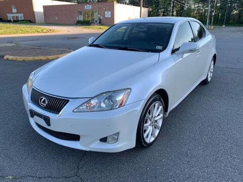 2009 Lexus IS 250 for sale at American Auto Mall in Fredericksburg VA