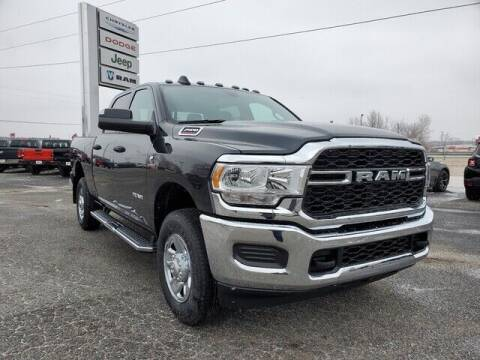2021 RAM Ram Pickup 2500 for sale at Vance Fleet Services in Guthrie OK