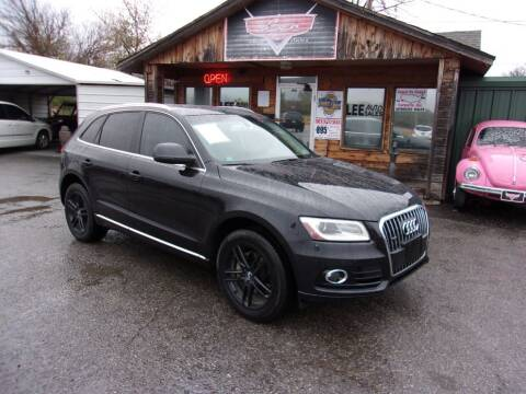 2013 Audi Q5 for sale at LEE AUTO SALES in McAlester OK