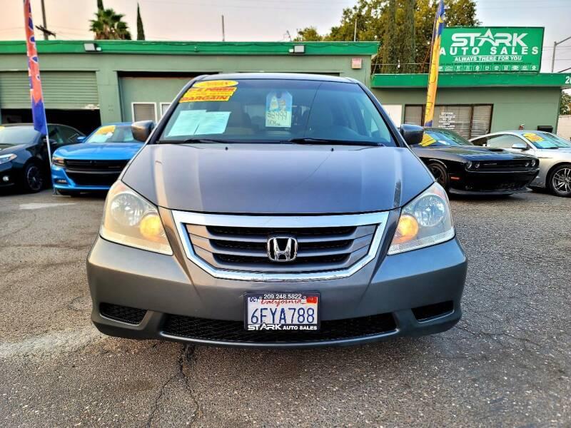2008 Honda Odyssey for sale at Stark Auto Sales in Modesto CA