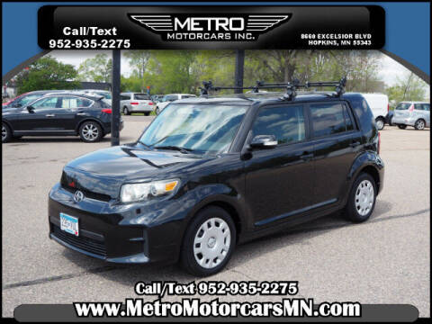 2012 Scion xB for sale at Metro Motorcars Inc in Hopkins MN