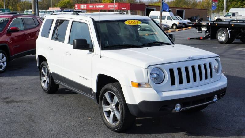 2017 Jeep Patriot for sale at Ricks Auto Sales, Inc. in Kenton OH