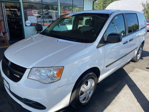 2012 RAM C/V for sale at Low Auto Sales in Sedro Woolley WA
