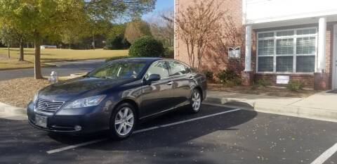 2008 Lexus ES 350 for sale at A LOT OF USED CARS in Suwanee GA