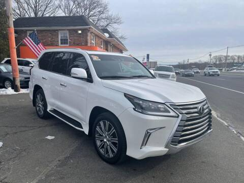 2017 Lexus LX 570 for sale at Bloomingdale Auto Group - The Car House in Butler NJ