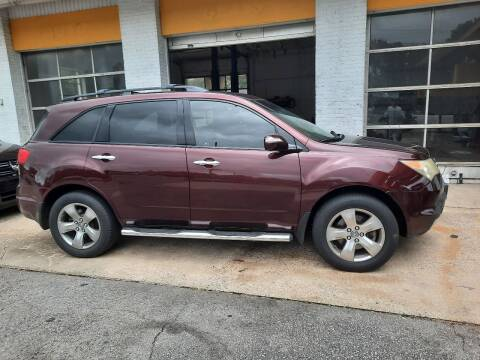2007 Acura MDX for sale at PIRATE AUTO SALES in Greenville NC