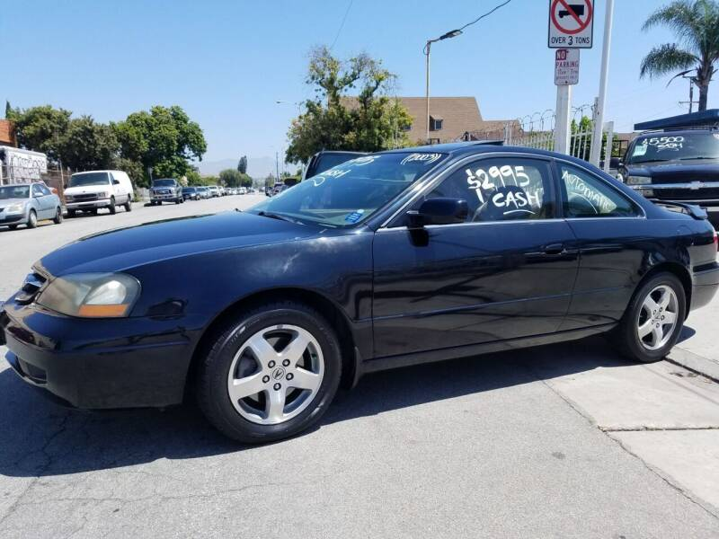 2003 Acura CL for sale at Olympic Motors in Los Angeles CA