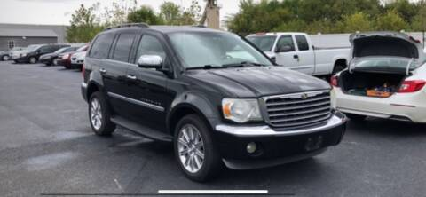 2009 Chrysler Aspen for sale at VICTORY LANE AUTO in Raymore MO