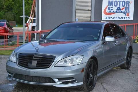 2012 Mercedes-Benz S-Class for sale at Motor Car Concepts II - Apopka Location in Apopka FL