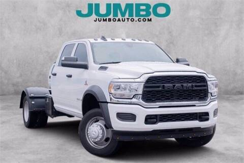 2020 RAM Ram Chassis 5500 for sale at JumboAutoGroup.com in Hollywood FL
