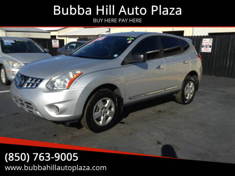 2013 Nissan Rogue for sale at Bubba Hill Auto Plaza in Panama City FL