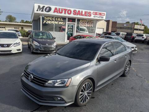 2016 Volkswagen Jetta for sale at Mo Auto Sales in Fairfield OH