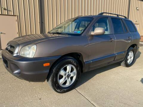 2005 Hyundai Santa Fe for sale at Prime Auto Sales in Uniontown OH