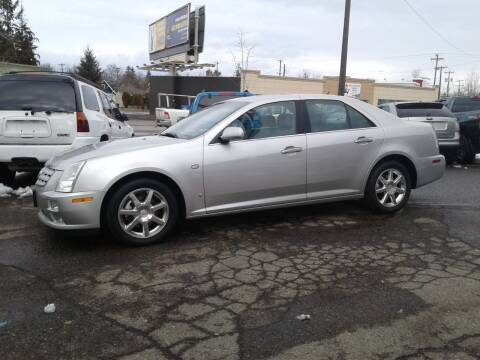 2006 Cadillac STS for sale at 2 Way Auto Sales in Spokane Valley WA
