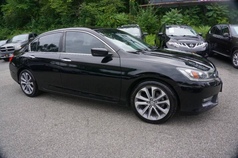 2014 Honda Accord for sale at Bloom Auto in Ledgewood NJ