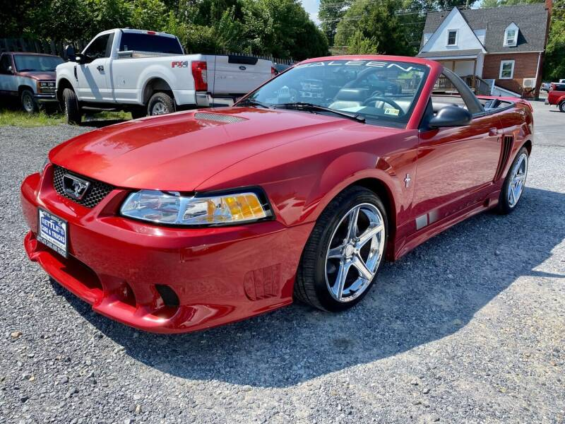 2000 Ford Mustang for sale at SETTLE'S CARS & TRUCKS in Flint Hill VA