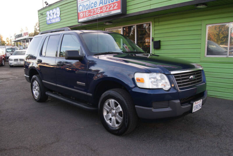 2006 Ford Explorer for sale at Amazing Choice Autos in Sacramento CA
